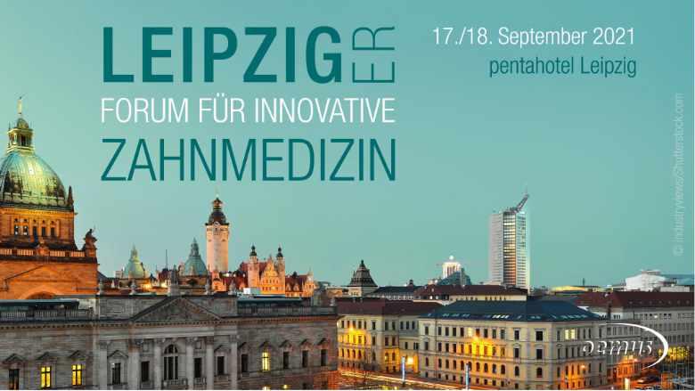 Top-Referenten beim Leipziger Forum für Innovative Zahnmedizin
